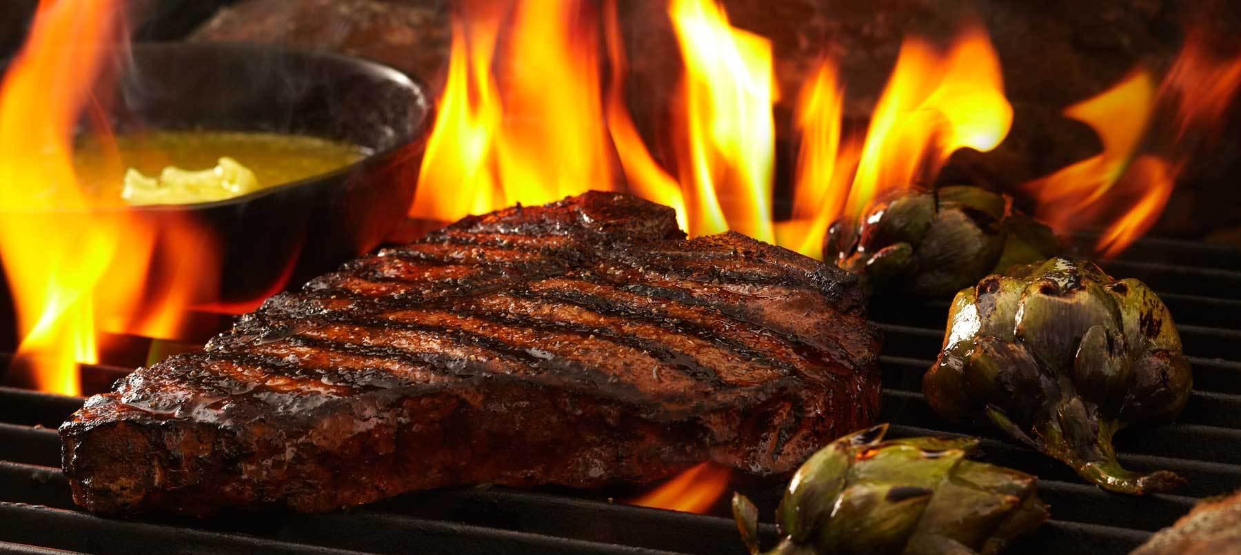 Grass Fed Beef Steak