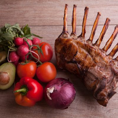 French Cut 10 Rib Rack37